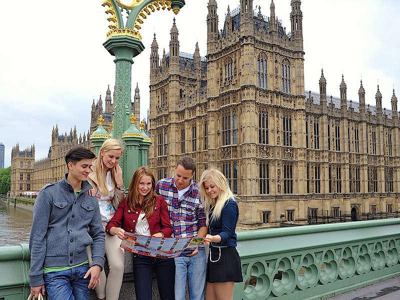 Лагерь английского языка в Лондоне