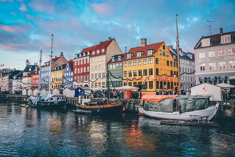 Studijas Dānijā