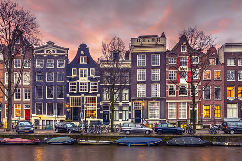 studijas Nīderlandē